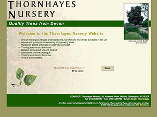 Thornhayes Nursery