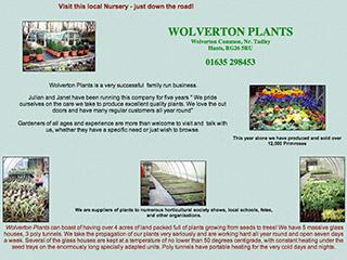 Wolverton Plants Ltd