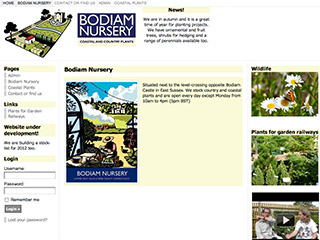 Bodiam Nursery