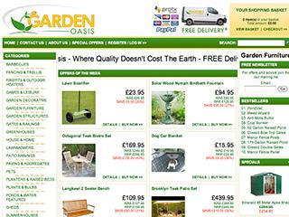 Garden Oasis Limited