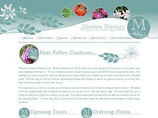 Morton Nurseries Ltd