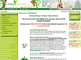 Trees Online