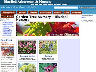 Bluebell Arboretum and Nursery