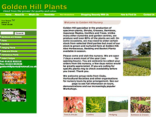 Golden Hill Nurseries
