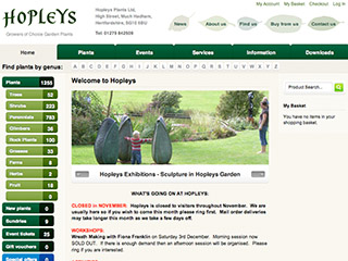 Hopleys Plants Ltd