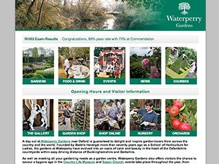 Waterperry Gardens Ltd