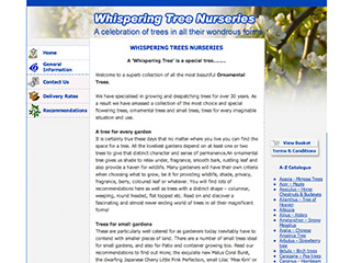 Whispering Trees Nurseries