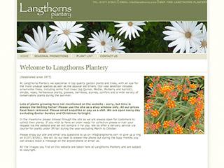 Langthorns Plantery