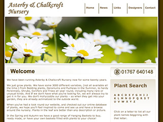 Asterby and Chalkcroft Nursery