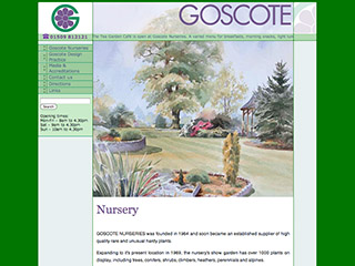 Goscote Nurseries Ltd