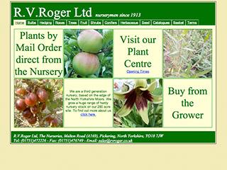 RV Roger Ltd