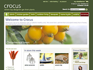 Crocus.co.uk Limited
