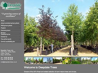 Deepdale Trees Ltd