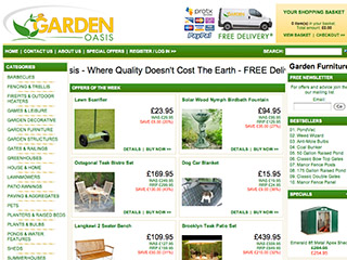 Garden Oasis Limited