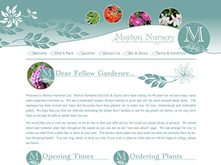 Morton Nurseries Ltd