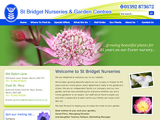 St Bridget Nurseries Ltd