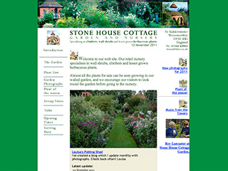 Stone House Cottage Nurseries
